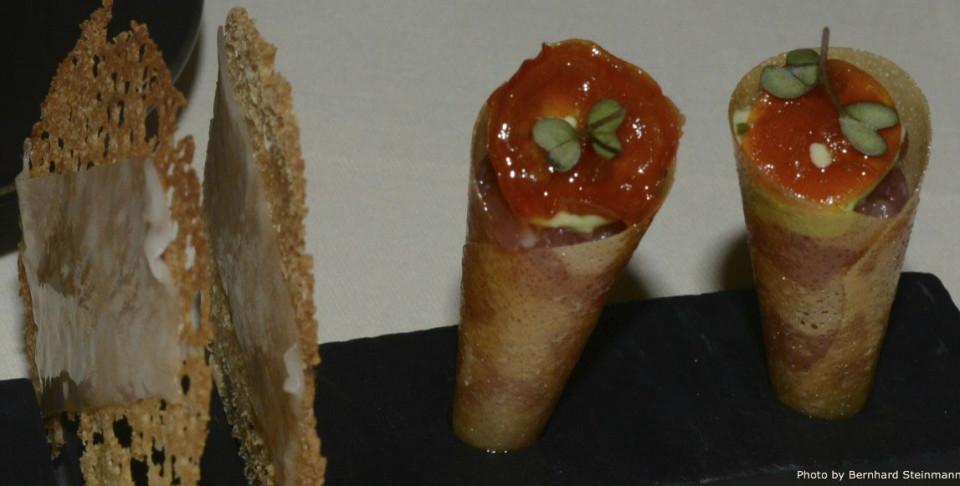Carne Crudo Cornet