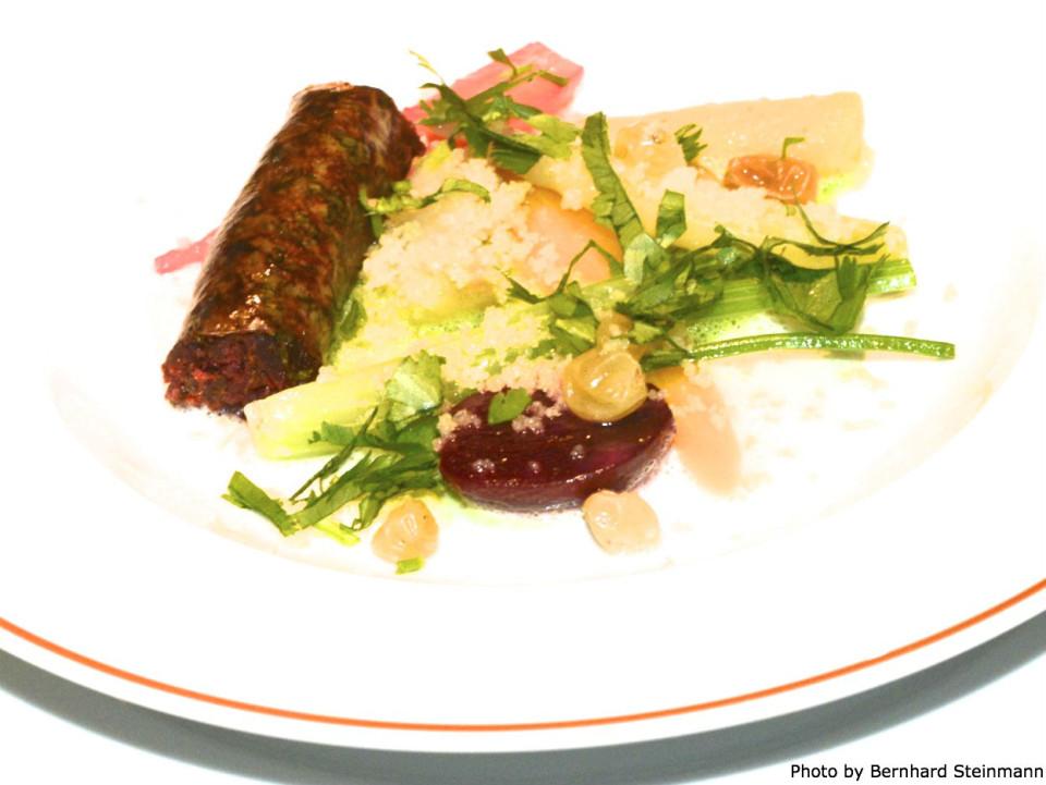 Gemüse-cous-cous