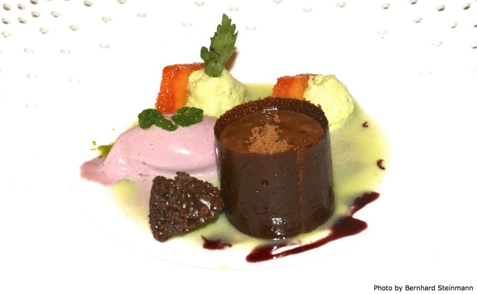II Schokoladenschaum