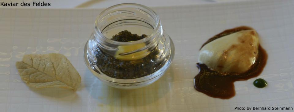 Kaviar des Feldes